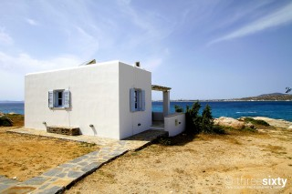 kontos bungalows in Naxos