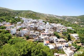 Studios Kontos Koronos Village in Naxos Island
